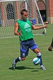 John Terry Chelsea Football Club Training Camp at...