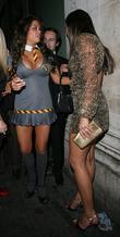 Bianca Gascoigne and Danielle Lloyd