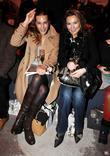 Yasmine Le Bon and London Fashion Week