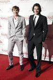 William Moseley and Ben Barnes