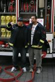 Kevin James and Adam Sandler