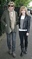 Nicky Clarke and Geri Halliwell