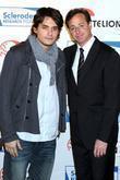 John Mayer and Bob Saget