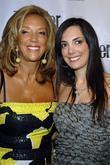 Denise Rich and Daniella Rich Kilstock