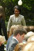 Condoleezza Rice at the Rose Garden on Prime...