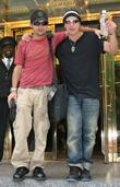 Corey Feldman With His Wife Susie Spraque