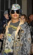 American producer Da Brat  at Claridges London,...