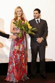Julia Stiles and Edgar Ramirez