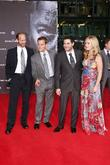 Edgar Ramirez, Julia Stiles and Matt Damon