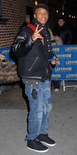 Lupe Fiasco, David Letterman, Ed Sullivan Theatre