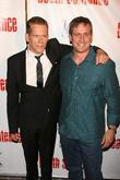 Kevin Bacon and John Hegeman
