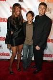 Aisha Tyler, James Wan, Garrett Hedlund