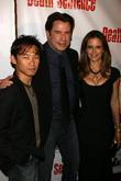 James Wan and John Travolta