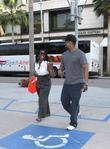 Denzel Washington and His Wife Pauletta Washington