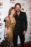 Sharon Lawrence and Jeffrey Nordling