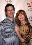 Sharon Lawrence and Dr. Tom Apostle