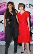 Donna Karen and Christina Ricci