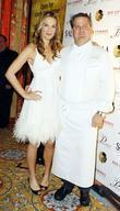 Molly Sims and Scott Linquist
