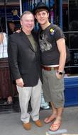 Ian Talbot and Ben James Ellis