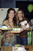 Joely Fisher and Julie Bowen