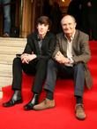 Jim Broadbent and Matthew Beard