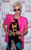 Agness Dean Elle Style Awards held at the...