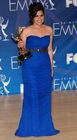 America Fererra The 59th Primetime Emmy Awards at...