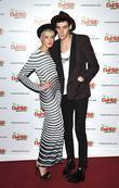 Agyness Deyn and boyfriend Empire Awards held at...
