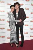 Agyness Deyn and Josh Hubbard Empire Film Awards...