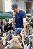 Enrique Iglesias, Hollywood And Highland