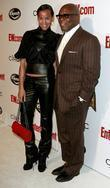 Antonio ' LA ' Reid and wife Erica...