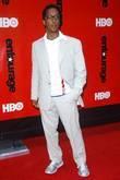 Andre Royo Fourth Season Premiere of HBO's Entourage...