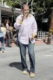 Er Actor Eriq La Salle Leaving Fred Segal In West Hollywood