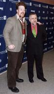 Sheamus O'Shaunessy and Brian Cox 2008 Sundance Film...
