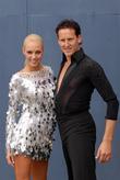 Brendan Cole and Camilla Dallerup