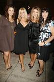 Cerina Vincent and Mom Marisa Vincent (Right) with Family members