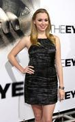 Andrea Bowen Los Angeles Premiere of 'The Eye'...