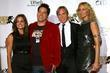 Andy Hilfiger and wife, Tommy Hilfiger, Dee Oclepo...