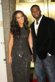 Alicia Keys and 50 Cent (aka Curtis Jackson)...