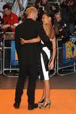 Simon Pegg and Thandie Newton