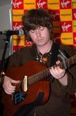 Fionn Regan signing copies of latest album 'The...
