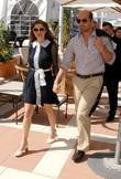 Kelly Brook and Billy Zane 2007 Cannes Film...