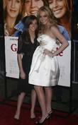 Ali Lohan and Lindsay Lohan New York film...