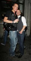 Julian Bennett and his boyfriend