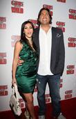 Kim Kardashian and Joe Francis
