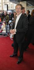 ben elton attends the opening night for gone with t