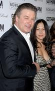 Alec Baldwin and Nicole Seidel Gotham Magazine's 8th...