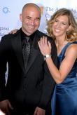 Andre Agassi and Steffi Graf  Andre Agassi...