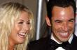 Julianne Hough and Helio Castroneves  Andre Agassi...