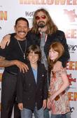 Danny Trejo and Rob Zombie